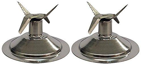 Braun Blender Cutter Blade 4184 4184-625 4184625 2-Pack