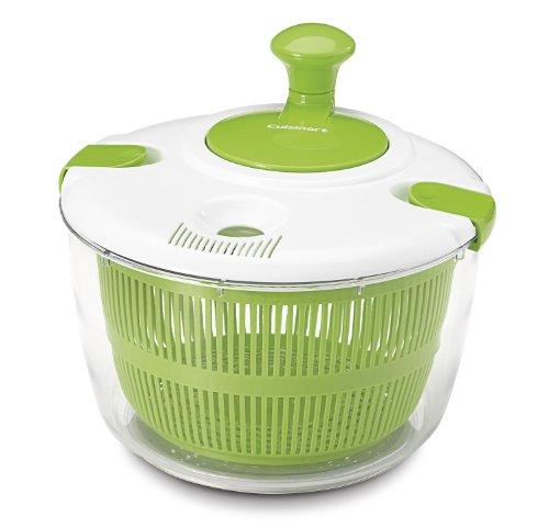 Cuisinart CTG-00-SAS Salad Spinner Green and White