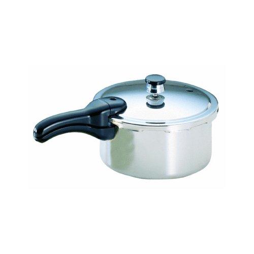 Presto Pressure Cooker Stainless Steel 4 Qt.