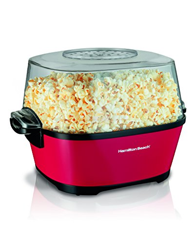 Hamilton Beach Popcorn Popper - Hot Oil 73302