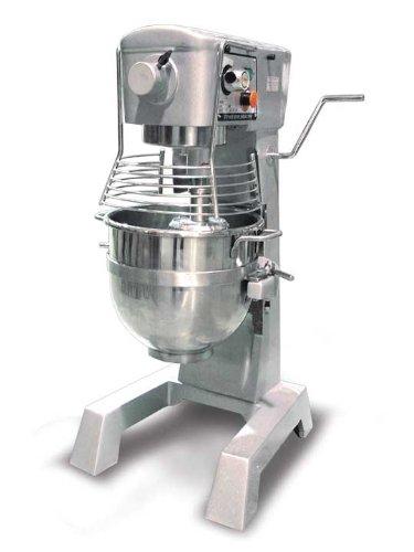 New FMA Omcan 30 qt Bakery Mixer Commercial Gear Drive Dough Food Mixing Baking