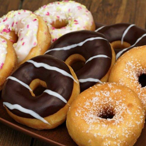 Datconshop(tm) New Doughnut Donut Maker Cutter Mold Desserts Bakery Baking Mould Tool Diy