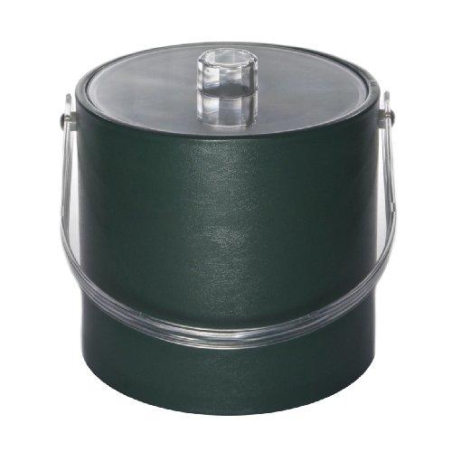 Mr Ice Bucket 713-1 Regency 3-Quart Ice Bucket Hunter Green