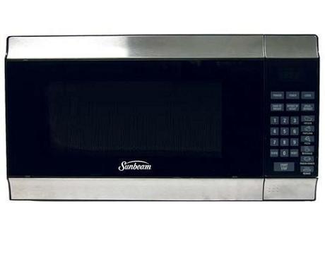 Sunbeam Sgt6702 700-watt Digital Microwave Oven, 0.7 Cubic Feet