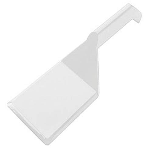 Fineline Settings Platter Pleasers White Spatula 48 Pieces