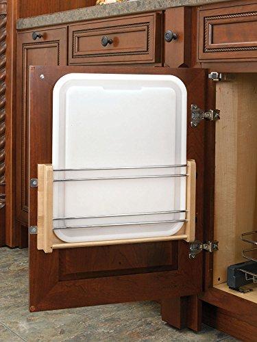 Rev-a-shelf - 4dmcb-18p - Large Cabinet Door Mount Polymer Cutting Board