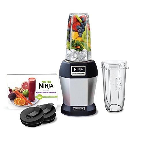 Nutri Ninja Pro Blender Silver BL456