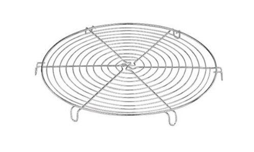 Paderno World Cuisine 8 58 Inch Chromed Round Cooling Rack