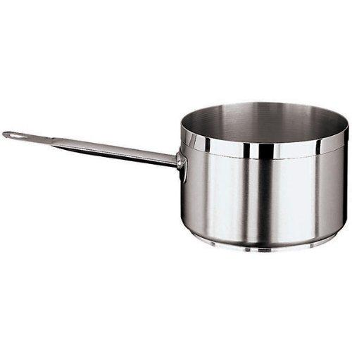 Paderno World Cuisine Grand Gourmet Stainless-steel 11-12-Quart Sauce Pan with loop handle