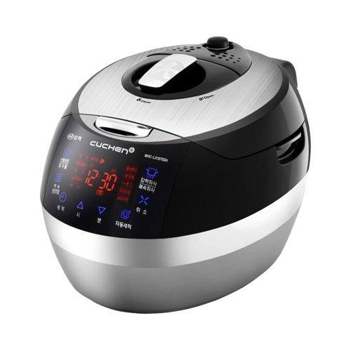 Cuchen Black Diamond IH Pressure Rice Cooker Warmer 6cup WHA-LX0601