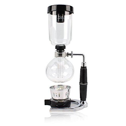 Harvest Grande Coffee Siphon Vacuum Glass Coffee Maker 3cup360ml