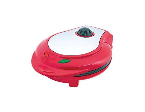 Portable Heart Shaped Non-Stick Waffle Maker  Tempature Adjustable