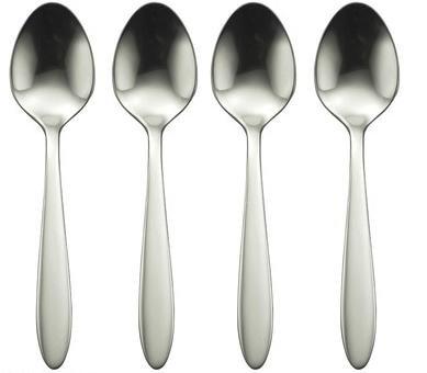 Oneida Mooncrest Set Of 4 Teaspoons