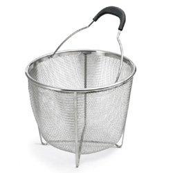 Polder Strainer/steamer Basket, Stainless Steel