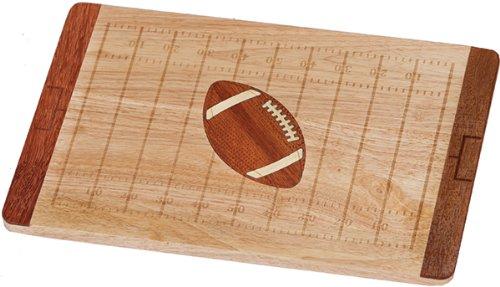 Picnic Plus Gridiron Football field Serving Cutting Board