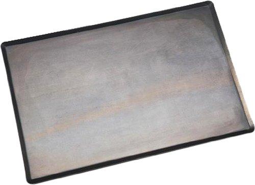Matfer Bourgeat 310104 Black Steel Oven Baking Sheets