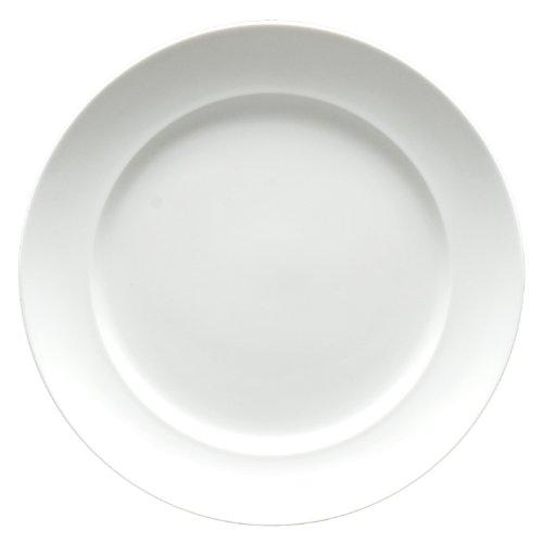 Fortessa Fortaluxe Superwhite Vitrified China Dinnerware Cassia 11-34-Inch Dinner Plate Set of 6