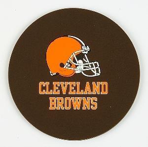 NFL Cleveland Browns Coaster Set Of 4