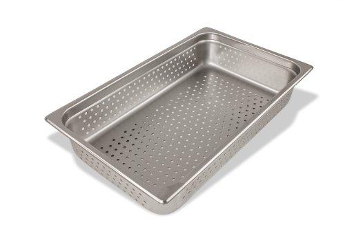 Crestware Full x 4-Inch Perforated Pan