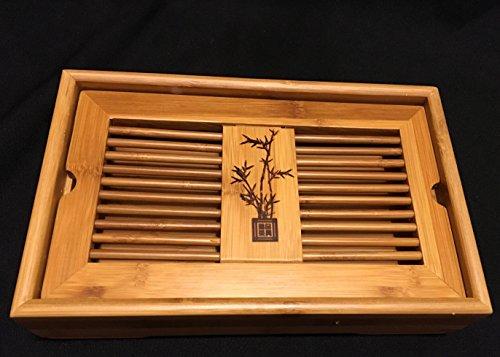 Music City Tea Tea Tray Small Bamboo Box MZS028 Best Seller Tea Tray