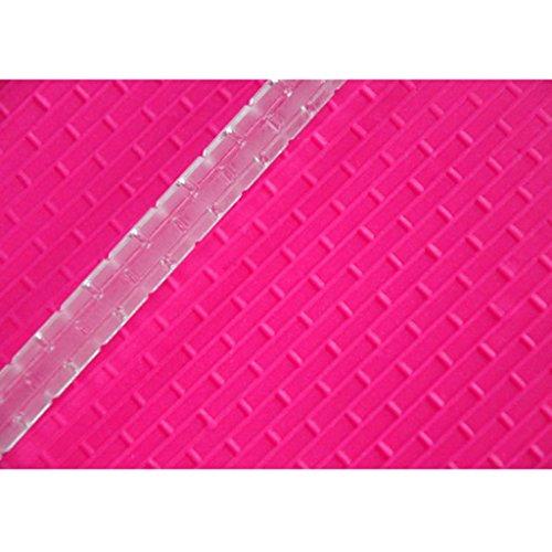 Four-c Decorating Supplies Cake Rolling Pin Diy Baking Tools Color Transparent