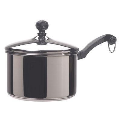 Farberware Classic Stainless Steel 2-quart Covered Saucepan