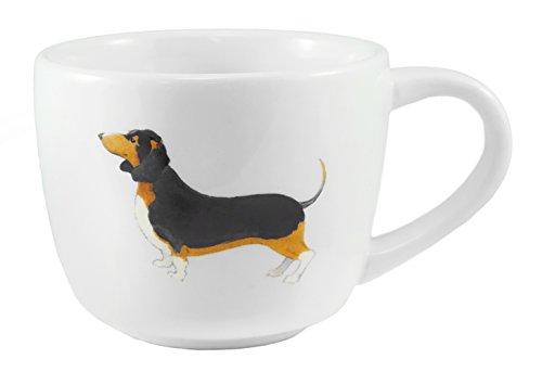 Dachshund 2-Sided Decorative Coffee Mug