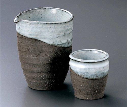 KIN-YOU Tohki Japanese Pottery SAKE Set