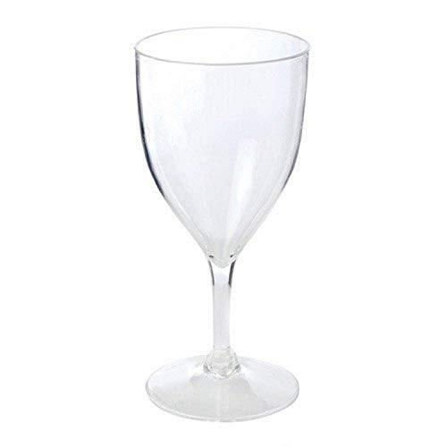 True 849 Fabrication Hardy Acrylic Wine Glasses 14 oz Multi Color