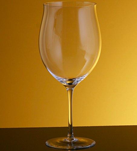 Bottega del Vino Rosso Amarone Crystal Red Wine Glass Set of 4