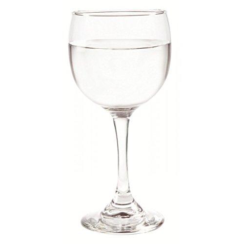 Cristar Copa Agua Premiere 4440AL12 Crystal Red Wine Glass - 12 12 oz