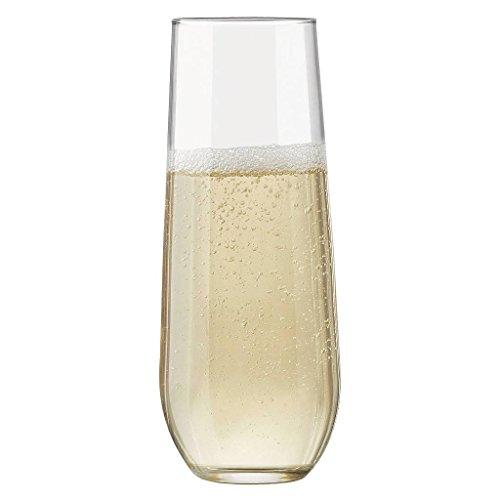 4-pc Stemless Champagne Glass Set - Threshold™