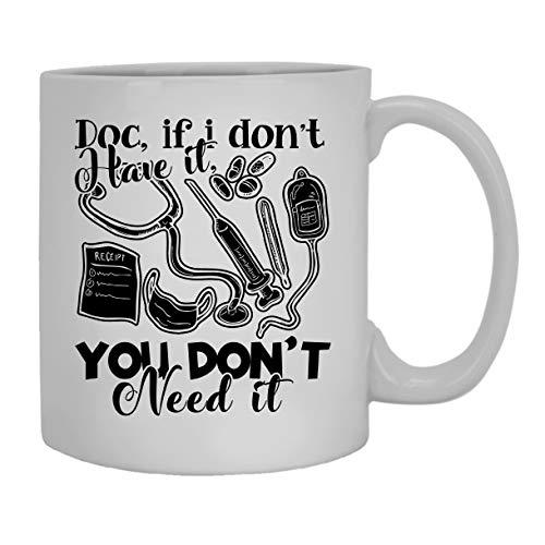 Surgical Tech Mug Coffee Mug White Tea Mug 11 oz