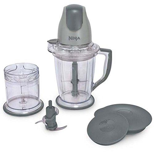 Ninja Master Prep (qb1000) 450w Professional Blender/chopper Food & Drink Mixer (white)