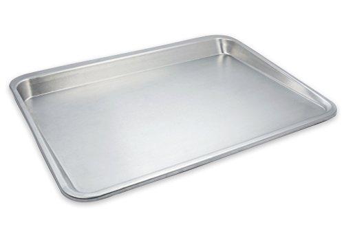USA Pan Bakeware 10305LC-BB Easy Slide Non Stick Cookie Sheet Pan Large