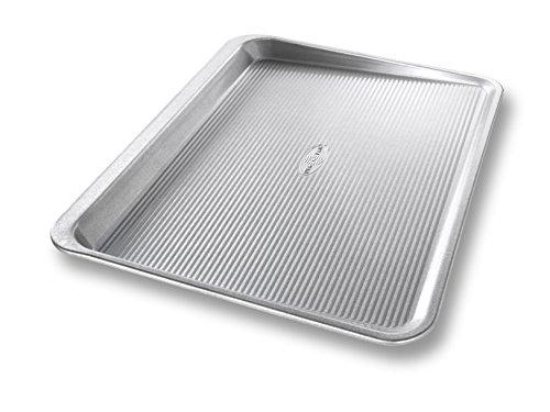 USA Pan Bakeware Aluminized Steel Cookie Scoop Pan Large