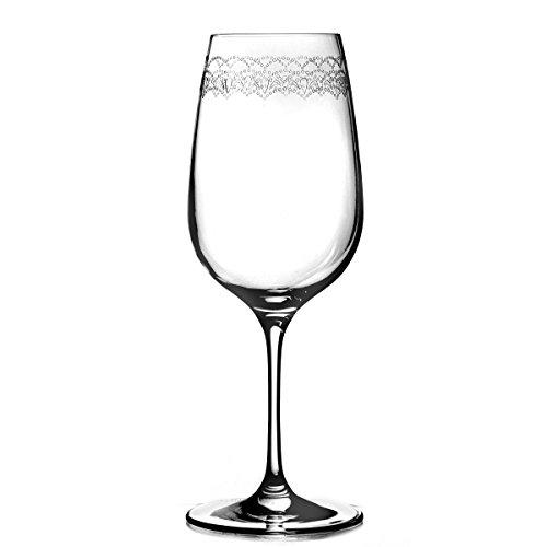Oneida Juilliard Set of 4 Red Wine Glasses