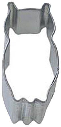 Dress My Cupcake DMC41CC1593SET Owl Cookie Cutter Mini Set of 12