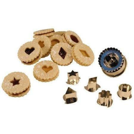 Linzer Metal Cookie Cutter Set