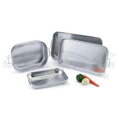 Vollrath 68257 Wear-Ever HD 75 Qt Aluminum Baking  Roasting Pan