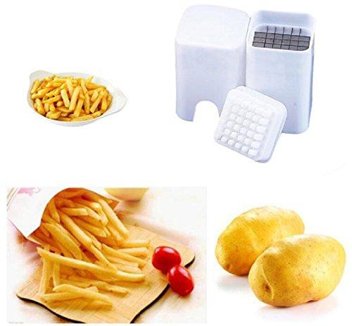 Maikerry Potato Cutter-Potato Slicer Potato Chipper Potato Veggie chopper Perfect Fries Kitchen Blade