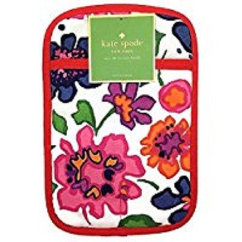 Kate Spade Festive Floral Pot Holder 7 x 10