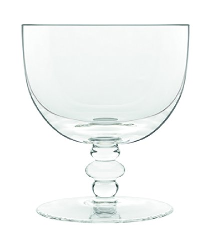 Luigi Bormioli Insieme Footed Trifle Bowl