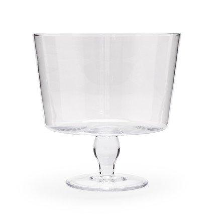 Sur La Table Trifle Bowl 14-417D  9  Clear