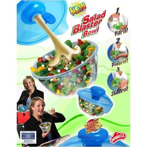 Chef Salad Blaster Bowl- Large Salad Bowl