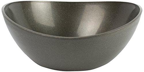 EcoSmart Polyglass All Purpose Serving Bowl Sparkle Gray