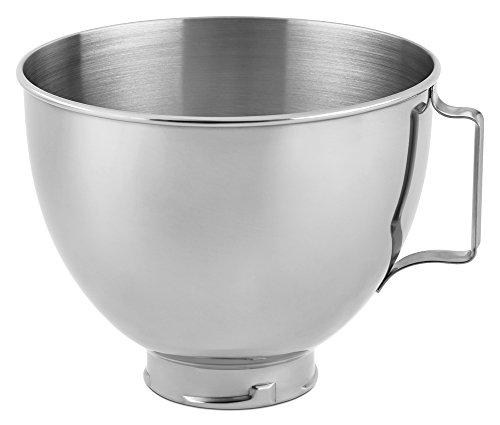 KitchenAid Stainless Steel Bowl K45SBWH 45-Quart