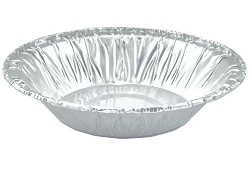 Aluminum Foil Mini Pie Pans 3 12 For PieTart Pans Mini Pot Pies And Pastries 40 Pcs