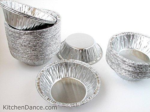 Disposable Aluminum 5 34  Extra Deep Pie Pan Pot Pie Pan  575 100