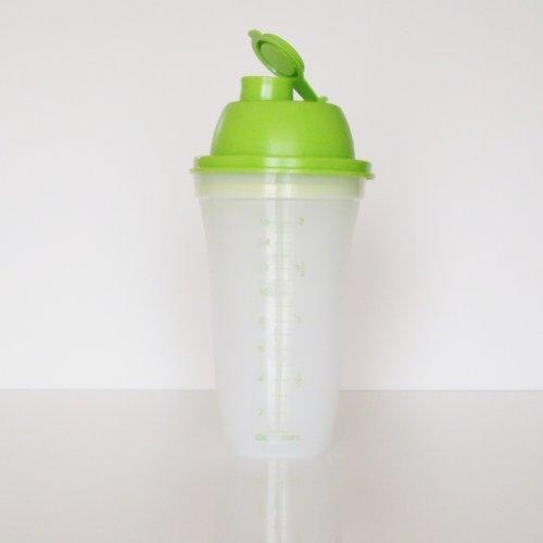Tupperware Quick Shake Mixer Blender NEW Lime Green